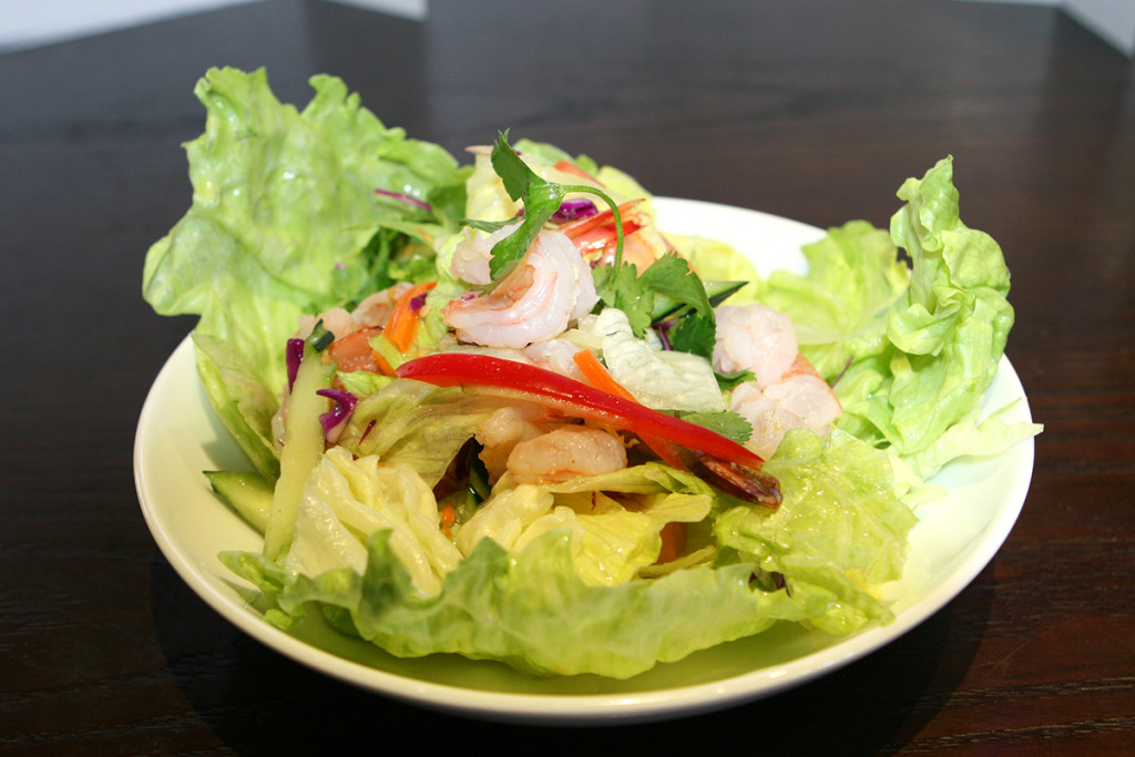 Shrimp Salad – $10